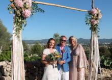 Huwelijk Debby & Dirk op Ibiza