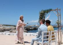 Huwelijk David & Henri op Formentera